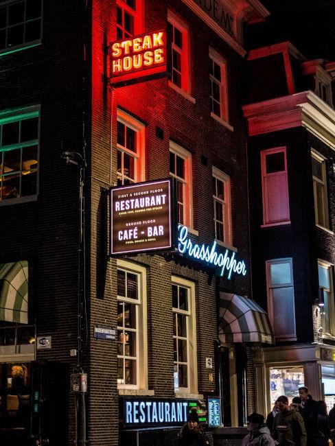 Notte ad Amsterdam