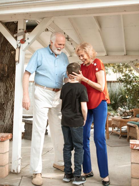 Regalo festa dei nonni