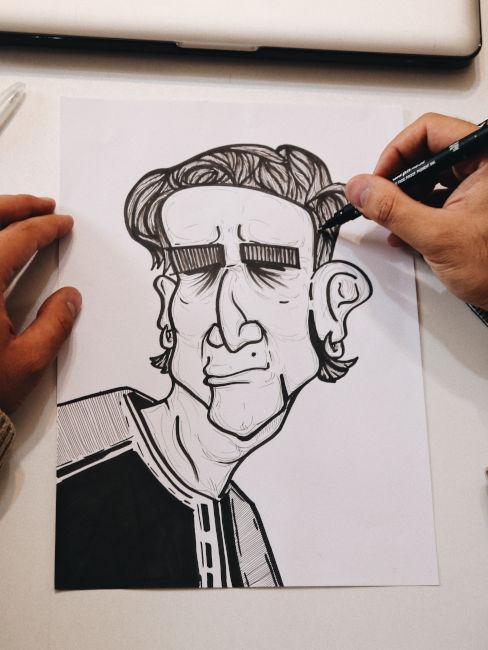 Ritratto caricatura