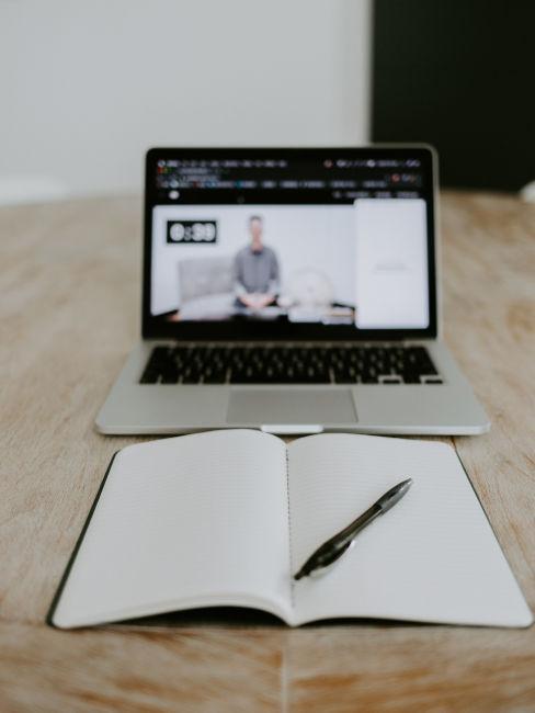Seguire un corso online