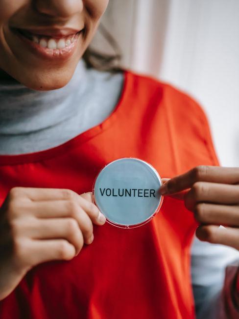 Fare volontariato