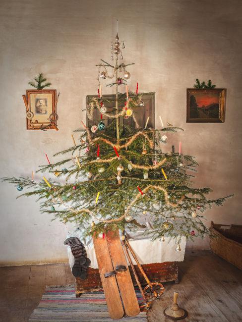 Albero di Natale Antico