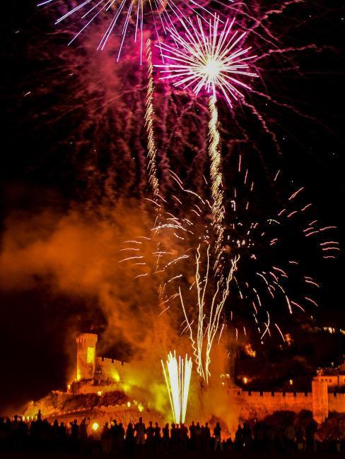 Capodanno castello