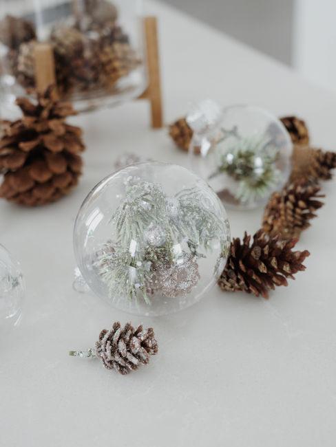 Segnaposto natalizio fai da te
