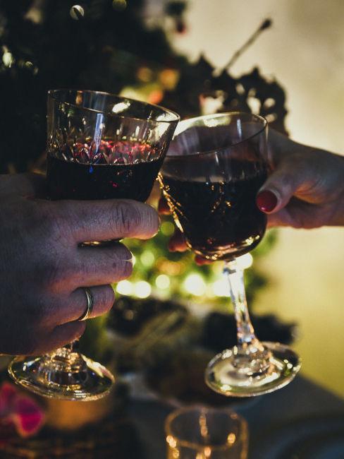 Aperitivo natalizio