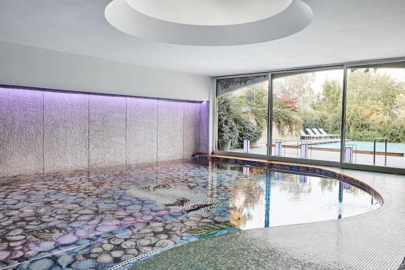 Pool Bisazza Fornasetti