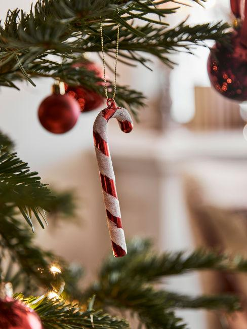 Decorazioni natalizie nostalgiche