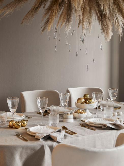 Tendenze tavola Natale 2021