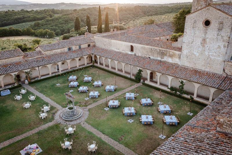 Nozze in Toscana