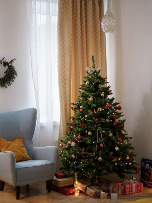Tende natalizie