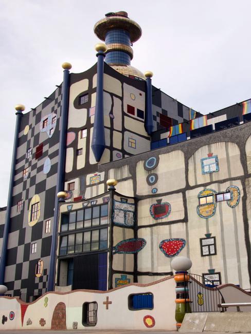 Art-deco gebouw.