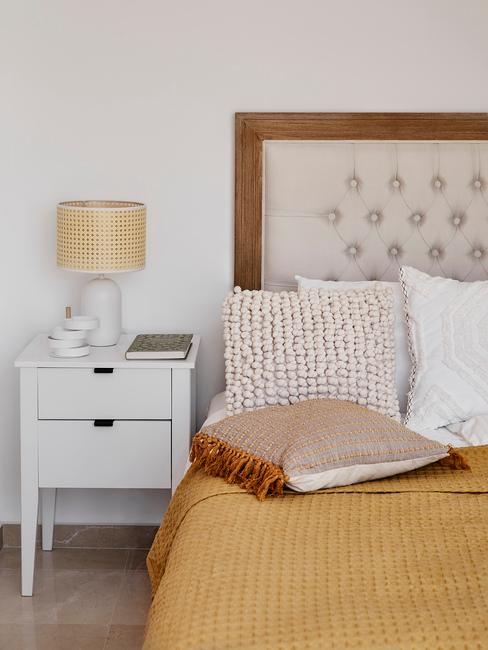 Schoon en opgeruimde slaapkamer