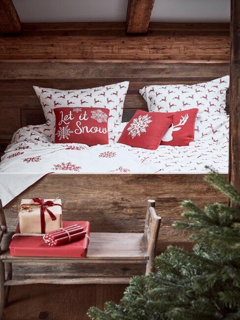 kerstbeddengoed