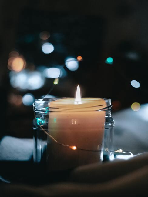 zelf kaarsen maken
