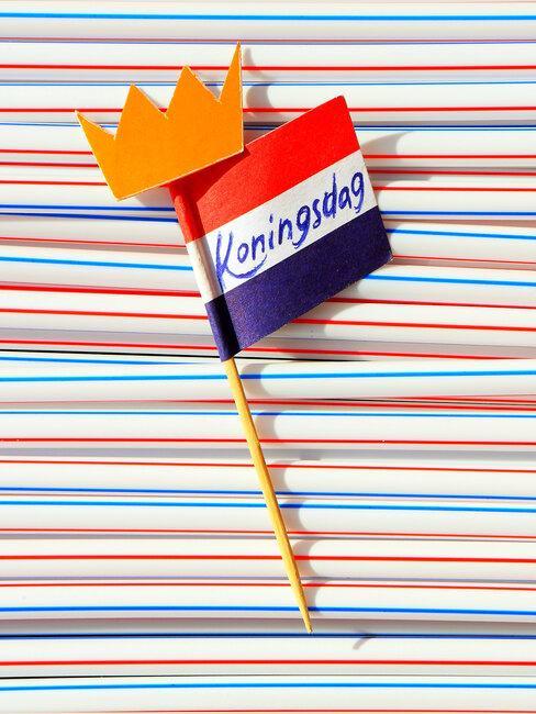 nederlands vlaggetje