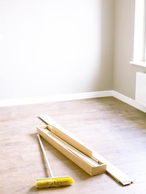 Matrialen om een huis te isoleren