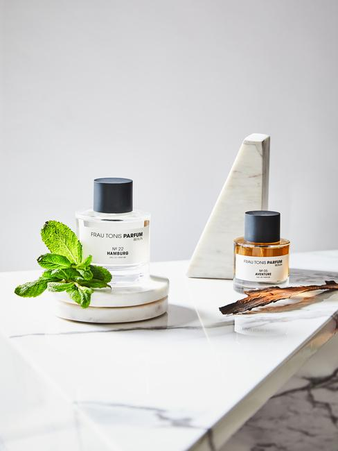 Aromatherapie met natuurlijke verzorgingsproducten