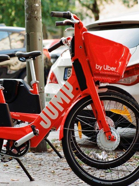 Elektrisch rijden op een elektrische fiets