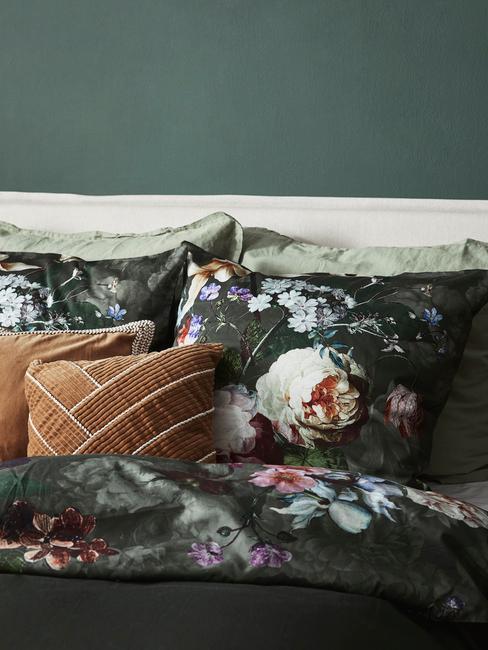 Woontrends 2020: groene slaapkamer