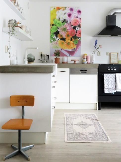 Scandinavische keuken Lieks Home