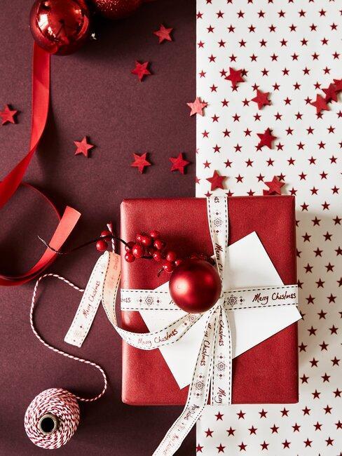 knutselen met kerst
