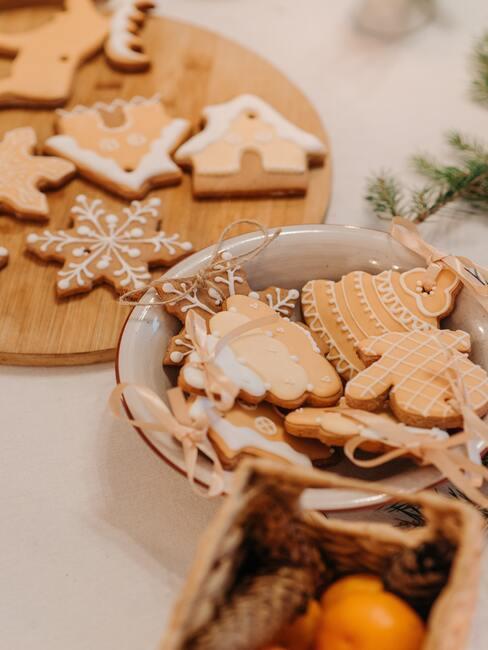 nieuwjaarsborrel met leftovers