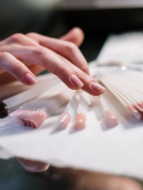 Nagels versterken: manicure thuis