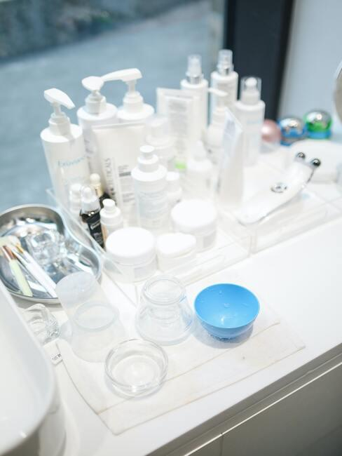 Cosmetica voor huid- en haarverzorging