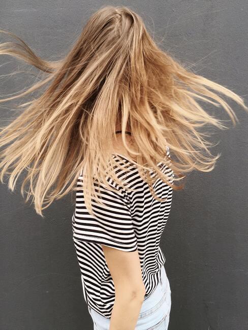 Droog haar: dagelijkse haarverzorging