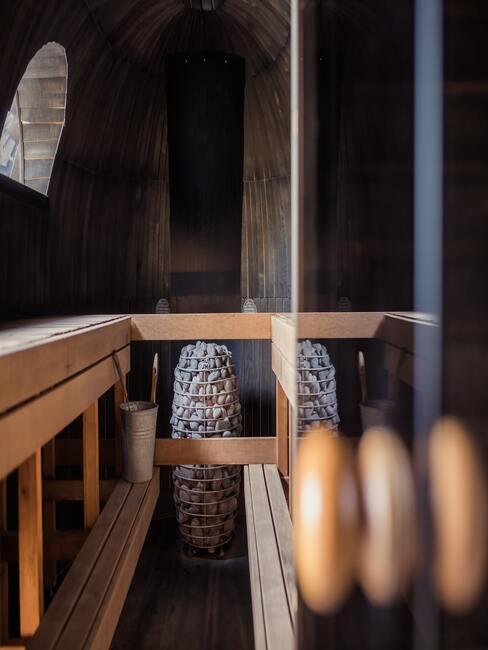 Home spa - sauna