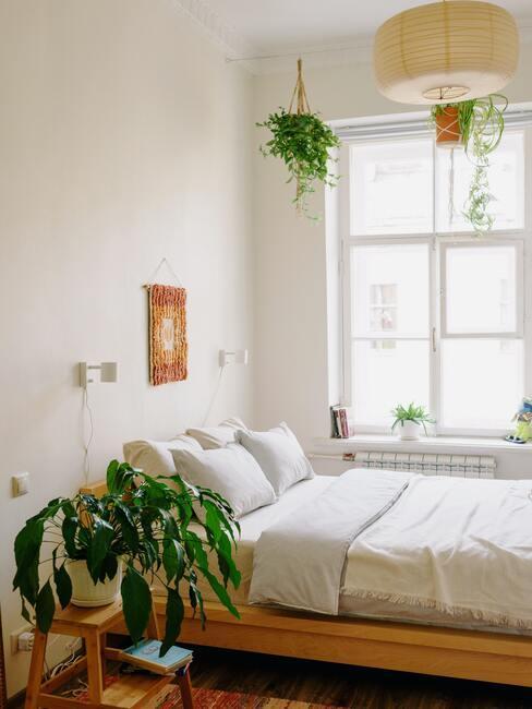 Slaapkamer in wit