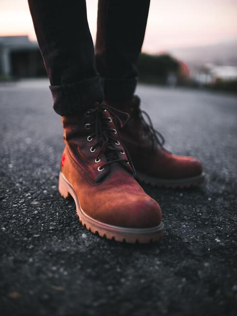 verzorging van nubuck schoenen