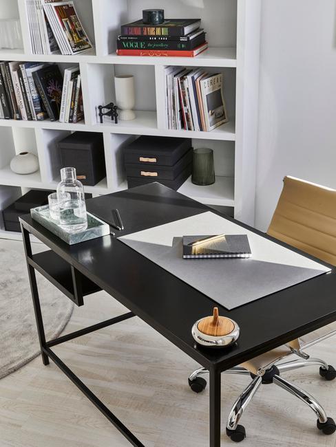 Thuiswerk inrichten, home office trends 2021
