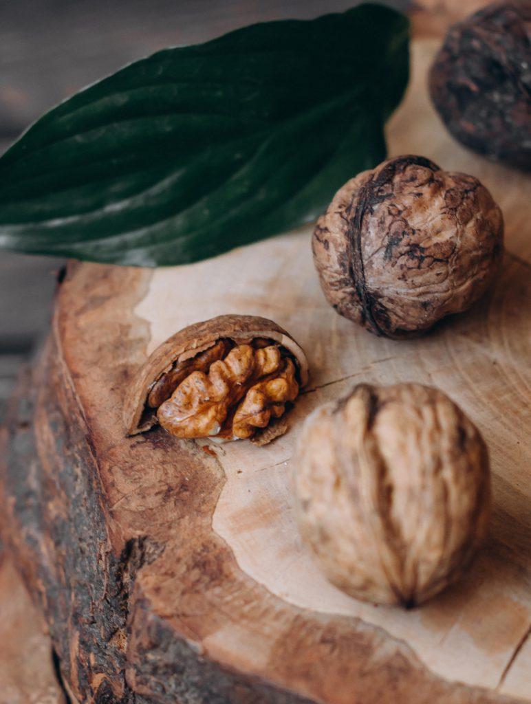 walnoten zijn goed voor je brein