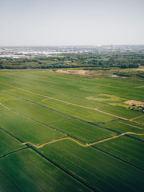 Landschap Noord Holland