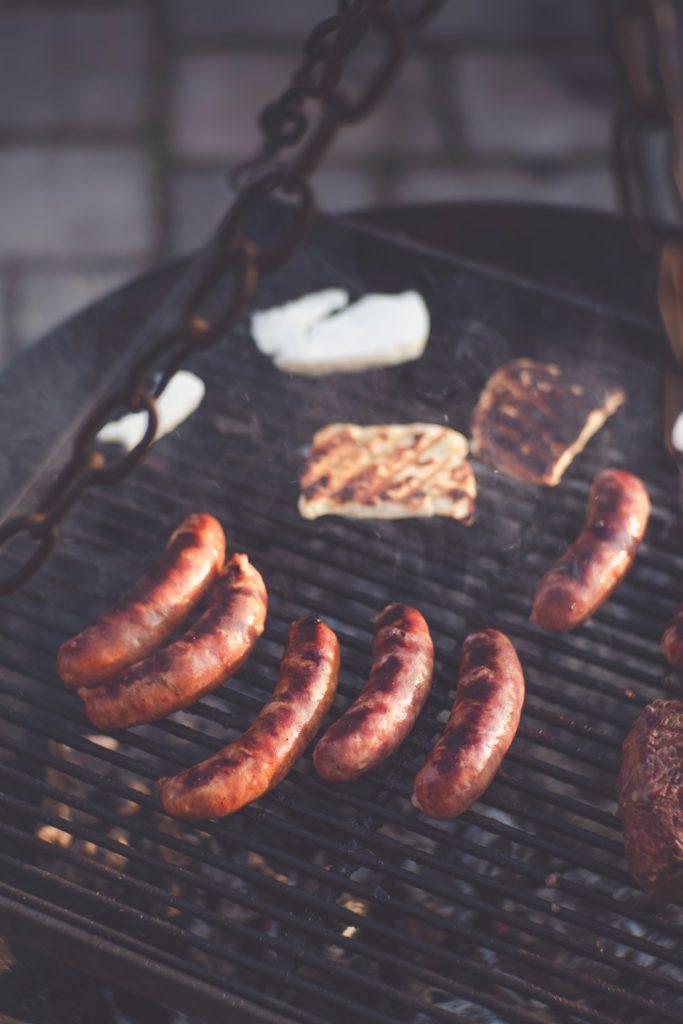 Winter barbeque als eerste date