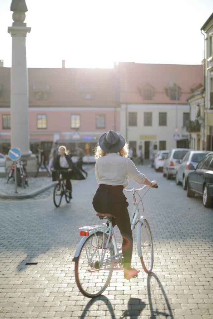 date idee stukje fietsen