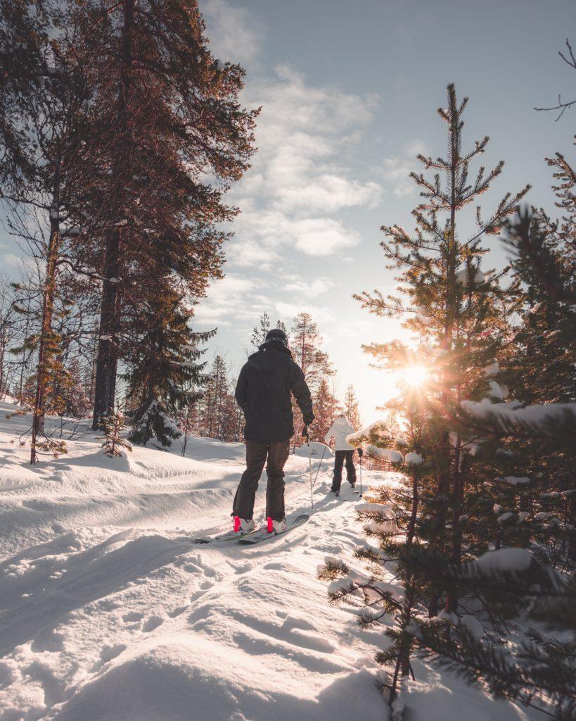Date idee Skiën