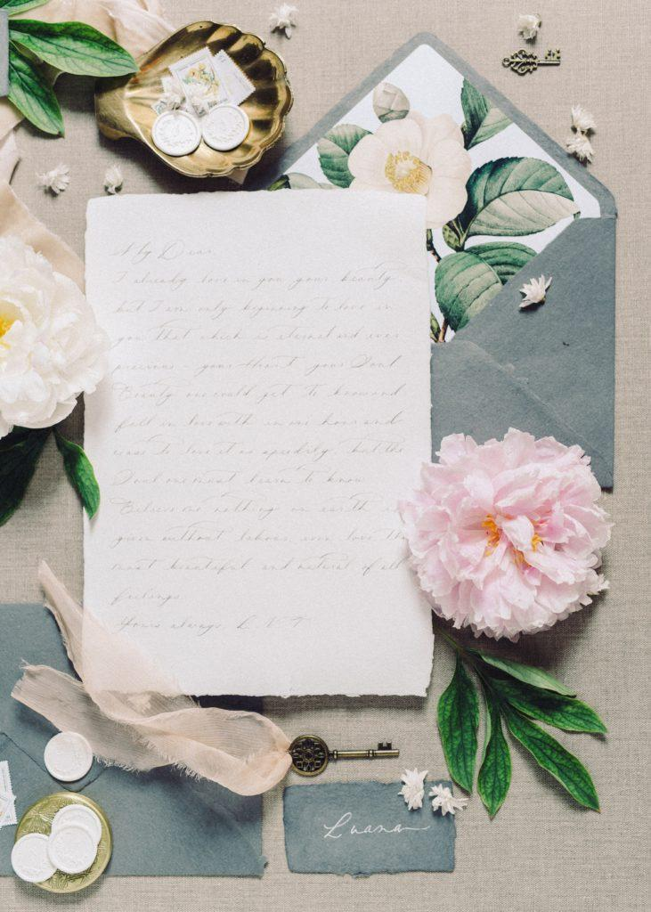Valentijnsdag ideeën brief