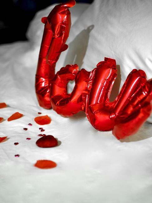 Valentijnsdag ideeën