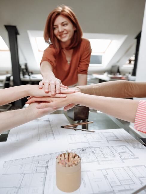 Samenwerken in groepsverband