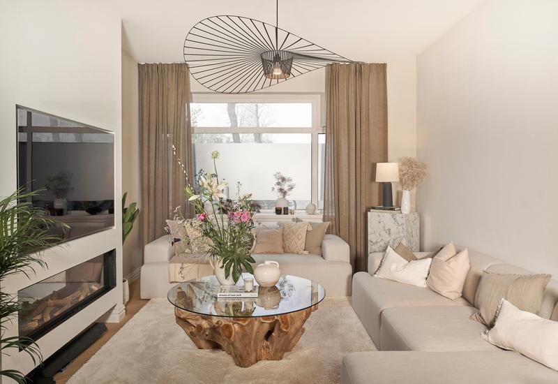 Huiskamer van Rianne Meijer