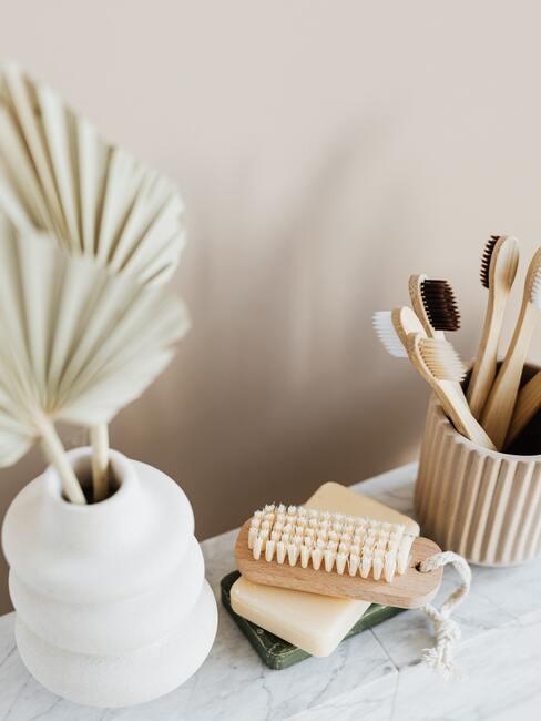 badkamer tandenborstel