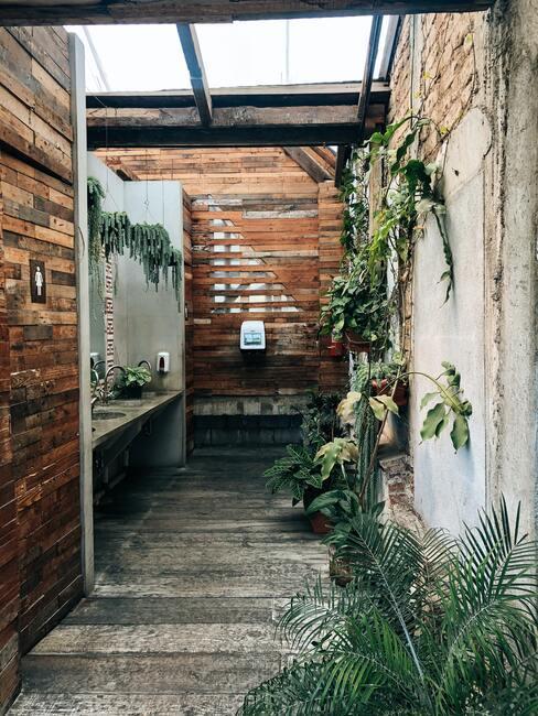 Balinese badkamer