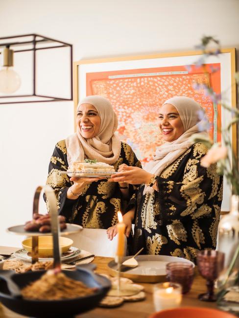 koken met de healthy sisters