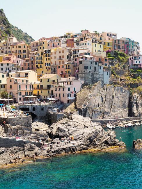 kust in italie