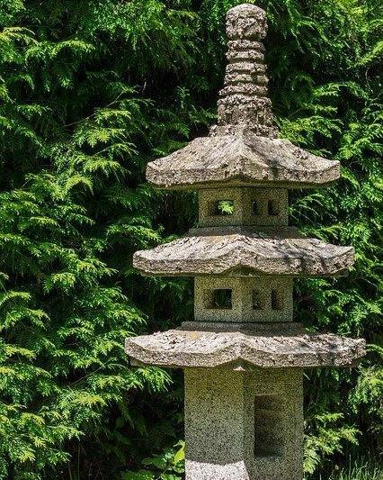 japanse tuin: feng shui