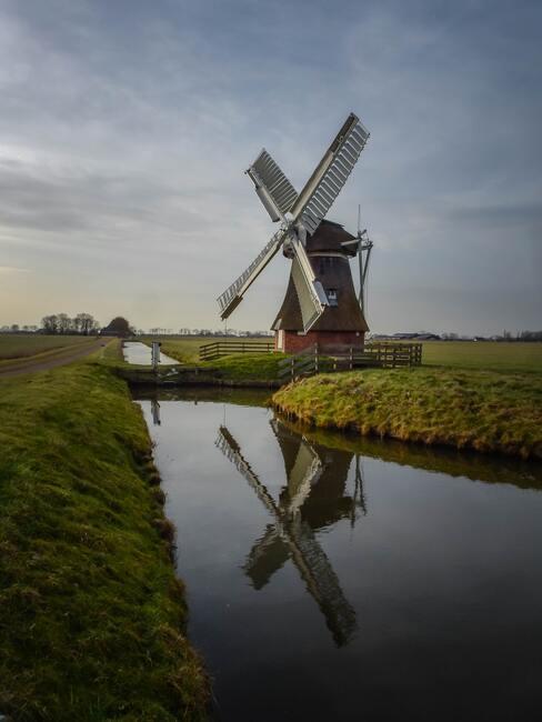 windmolen in Nederland