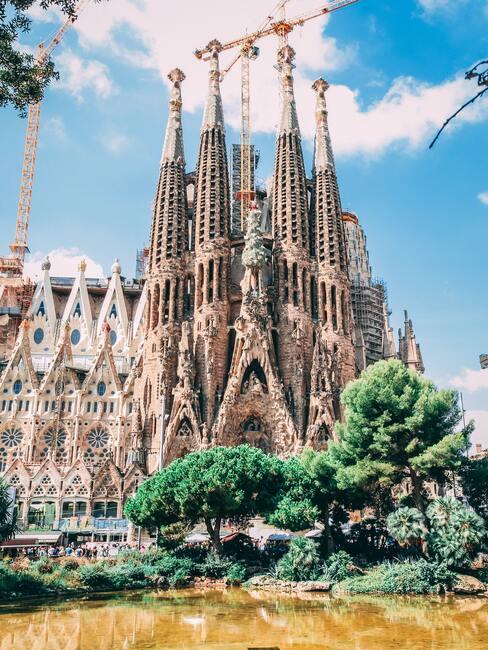 De kerk van Barcelona