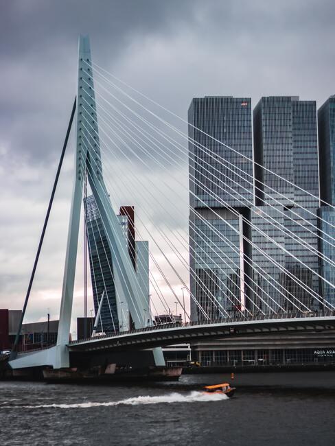Erasmusbrug Amsterdam